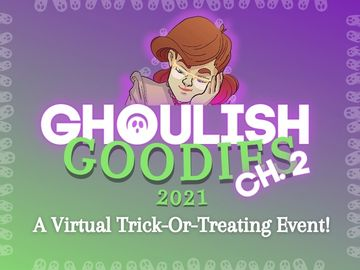 Title image for post about Ghoulish Goodies program